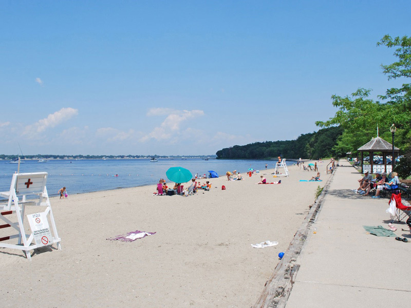 Goddard State Park Rhode Island Shoreline