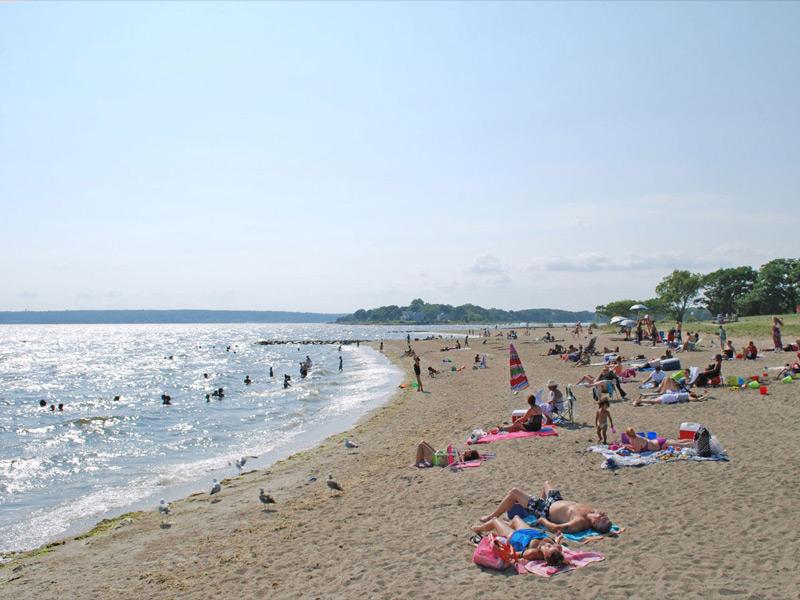 Handicap Accessible Beaches In Rhode Island